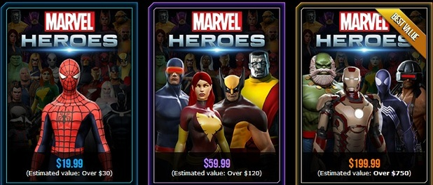 Marvel Heroes Screenshot - 1133113