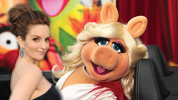 Tina Fey Muppets 2