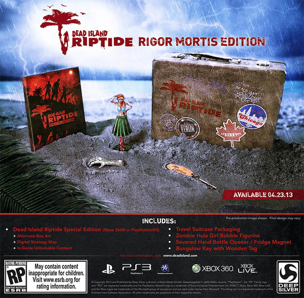 Dead Island Riptide Screenshot - 1133232