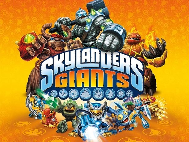 Skylanders: Giants Screenshot - 1133418