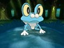 Froakie Pokemon X and Pokemon Y