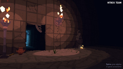 Dustforce Screenshot - Spire
