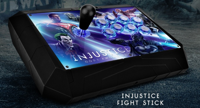 Injustice Fight Stick