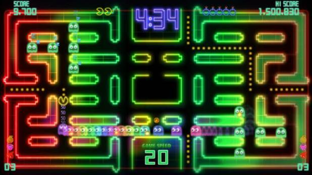 Pac-Man Championship Edition DX Screenshot - 1133915