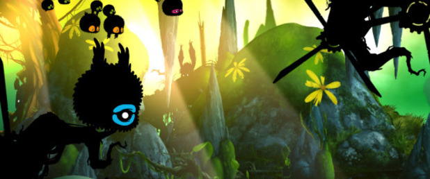 Badland - Feature