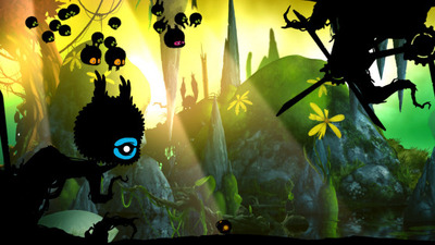 Badland Screenshot - Badland