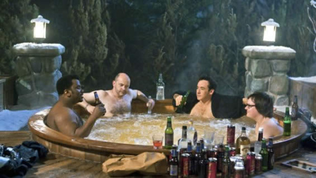 Movie News Screenshot - hot tub time machine