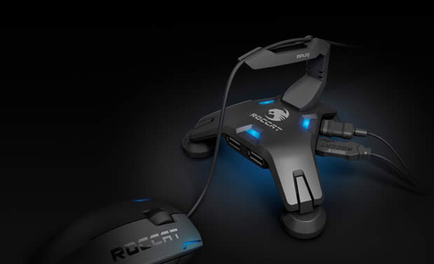 Roccat Apuri