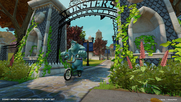 Disney Infinity Monsters University