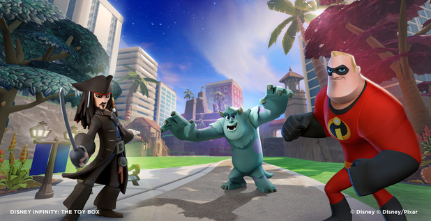 Disney Infinity Screenshot - 1134016