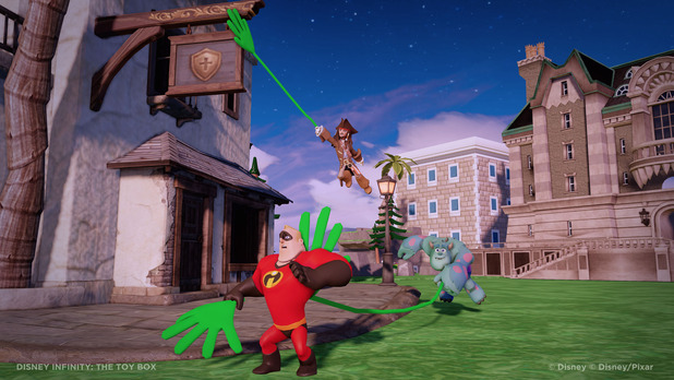 Disney Infinity Screenshot - 1134017