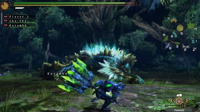 Monster Hunter 3 Ultimate Screenshot - 1134098
