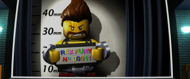 LEGO City: Undercover - Feature