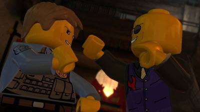 LEGO City: Undercover Screenshot - LEGO City: Undercover screenshot