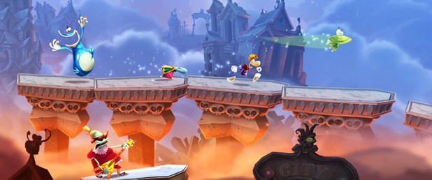 Rayman Legends - Feature