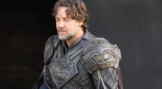 Russell Crowe Man of Steel