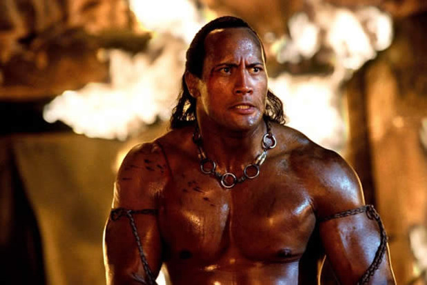 TV & Movie News Screenshot - Hercules Dwayne Johnson