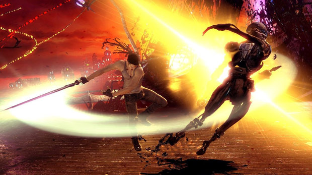 DmC Devil May Cry Combat