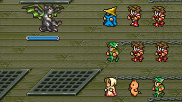 Final Fantasy: All The Bravest Screenshot - FF: All the Bravest