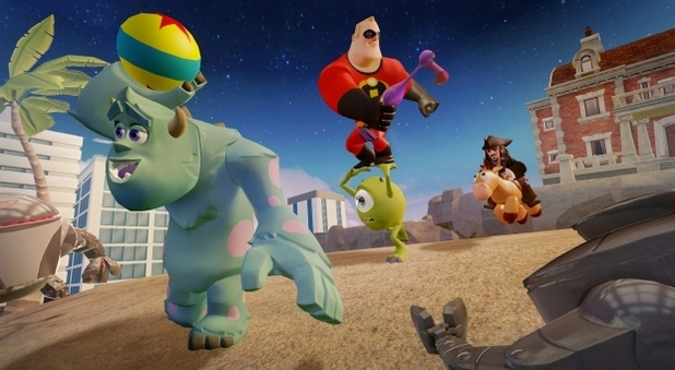 Disney Infinity Screenshot - 1134151
