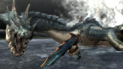 Monster Hunter Tri Screenshot - 1134331