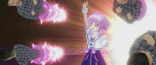 Hyperdimension Neptunia Victory - Feature