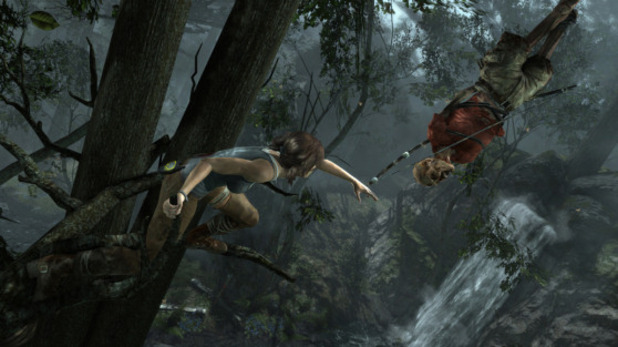 Tomb Raider - NG - Feature