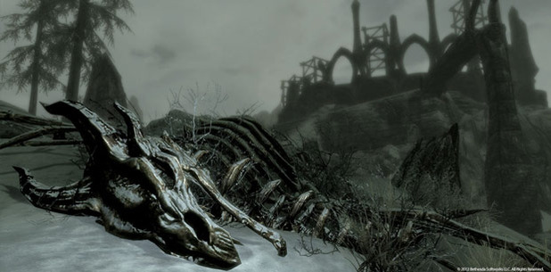 The Elder Scrolls V: Skyrim Screenshot - 1134405