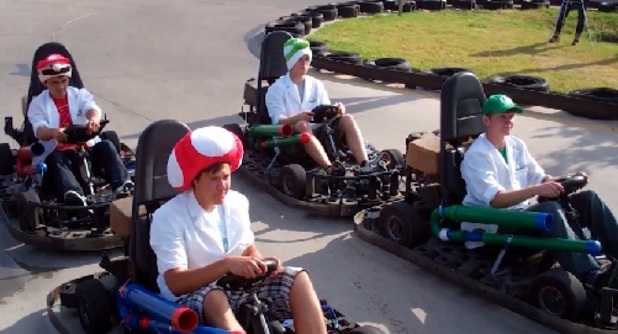 Mario Kart 7 Screenshot - 1134418