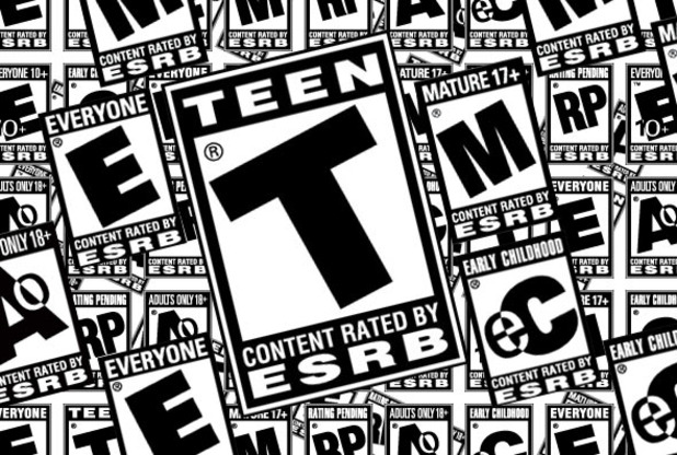 Screenshot - ESRB logo