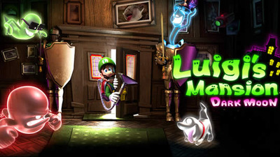 Luigi's Mansion: Dark Moon Screenshot - luigi's mansion: dark moon