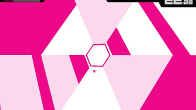 Screenshot - Super Hexagon