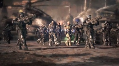 Gears of War: Judgment Screenshot - 1134709