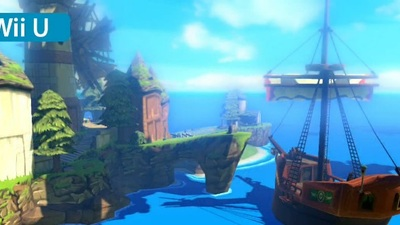 The Legend of Zelda: The Wind Waker Screenshot - The Legend of Zelda: The Wind Waker Wii U