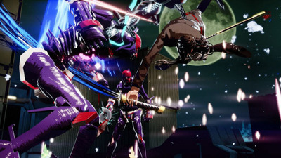 Killer is Dead Screenshot - Killer Is Dead