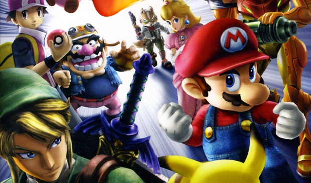 super smash bros. wii u e3 2012