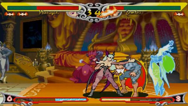Darkstalkers Resurrection - 1