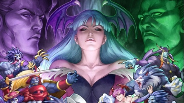 Darkstalkers Resurrection Screenshot - 1135166