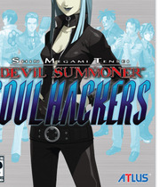 Shin Megami Tensei: Devil Summoner: Soul Hackers Boxart