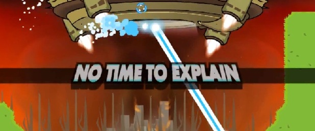 No Time To Explain - Feature