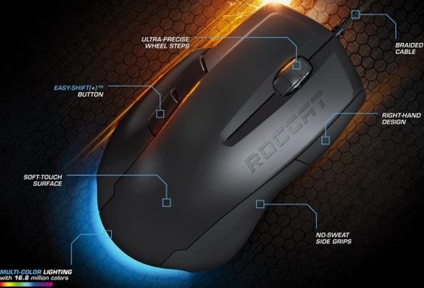 roccat savu