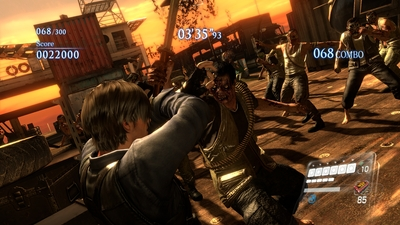 Resident Evil 6 Screenshot - 1135447