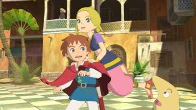 Ni No Kuni: Wrath of the White Witch Screenshot - 1135543