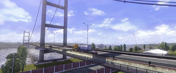 Euro Truck Simulator 2 - Feature