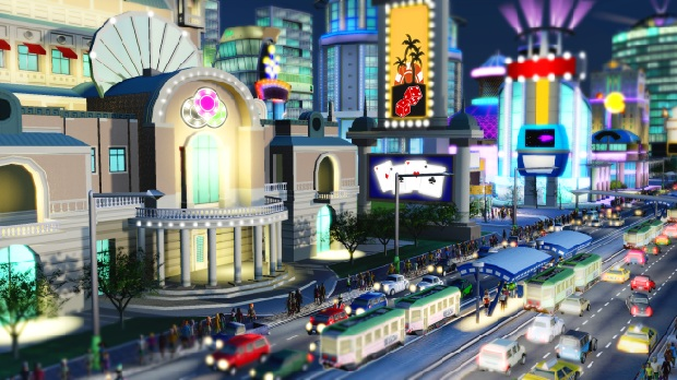 SimCity casino