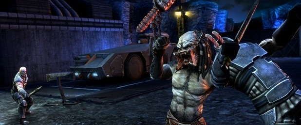 Alien vs. Predator: Evolution - Feature