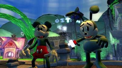 Disney Epic Mickey 2: The Power of Two Screenshot - 1135660