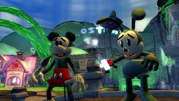 Disney Epic Mickey 2: The Power of Two Screenshot - 1135661