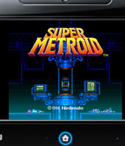 Super Metroid Boxart