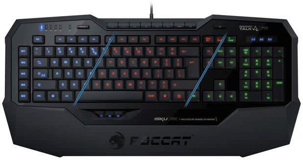 Gear & Gadgets Screenshot - Roccat Isku FX